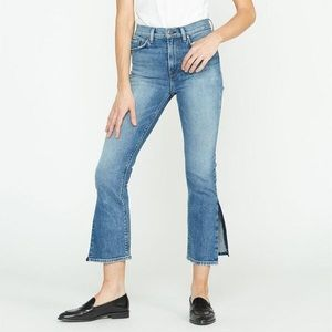 Hudson | Holly Highrise Crop Straight Jeans 29 NWT